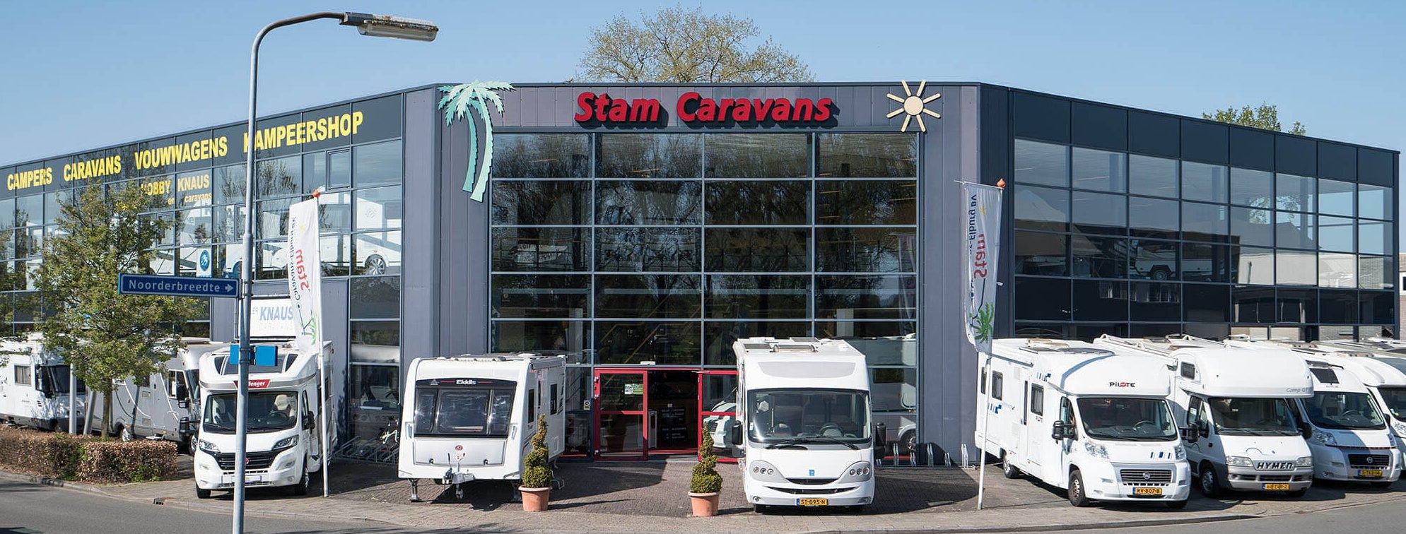 Stam Caravans en Campers
