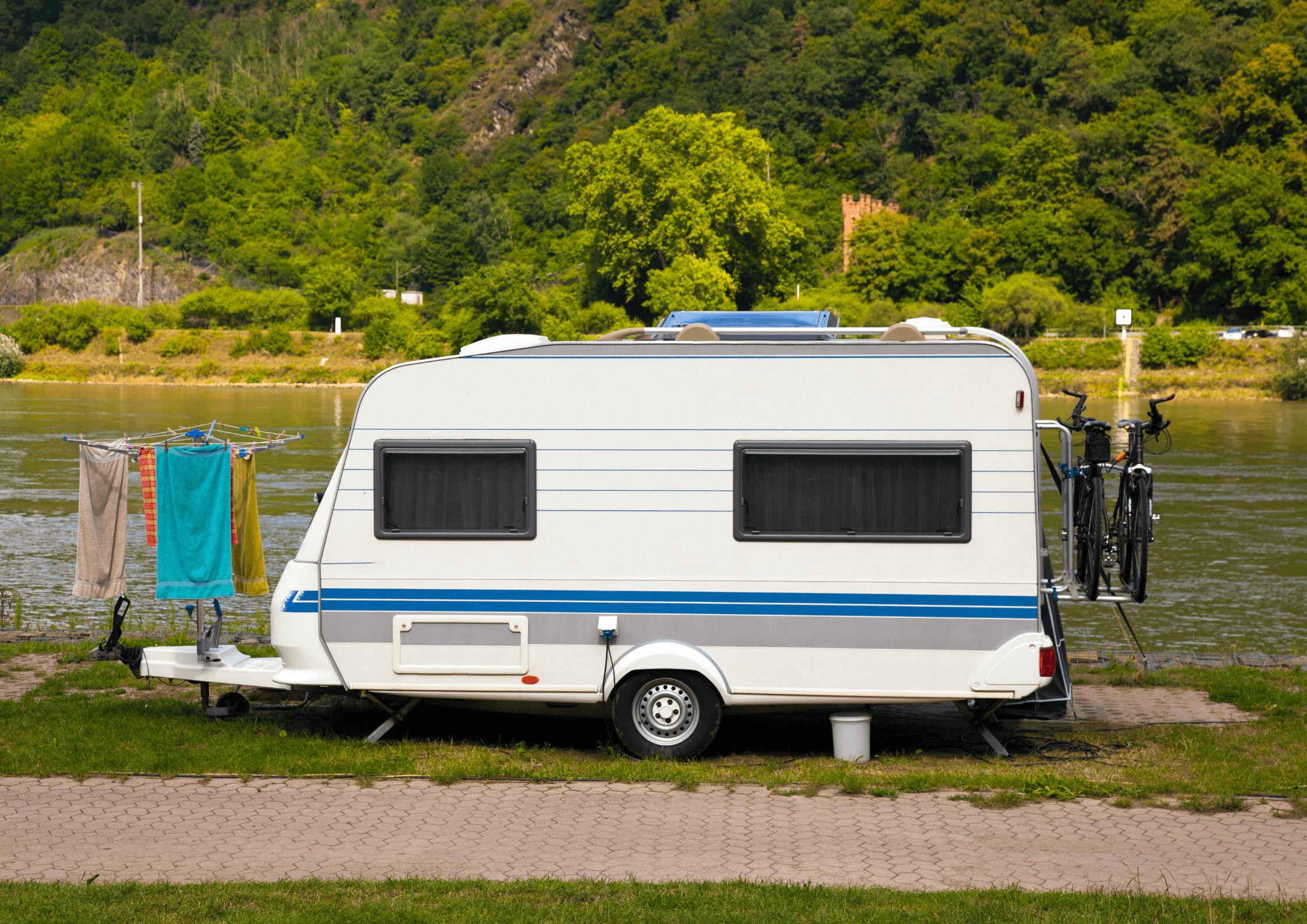 kip caravan occasions